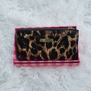 Cheetah Print Clutch ( Wallet )